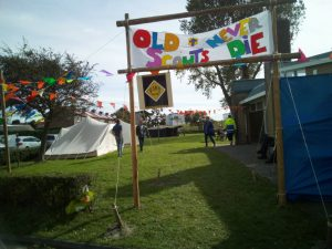 Burdine open dag 2020 old scouts